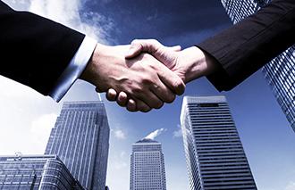 Asesoramiento en la formación de sociedades conjuntas