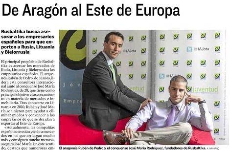 De Aragon al este de Europa